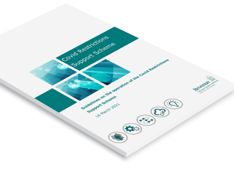 Covid Support Scheme Booklet